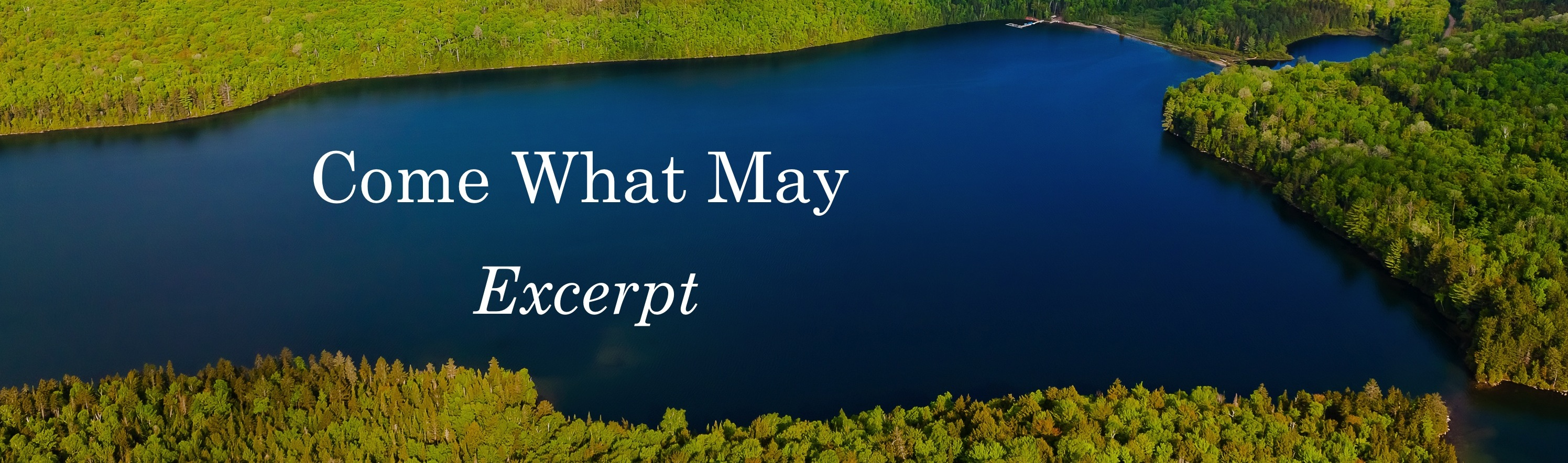 Come What May Excerpt